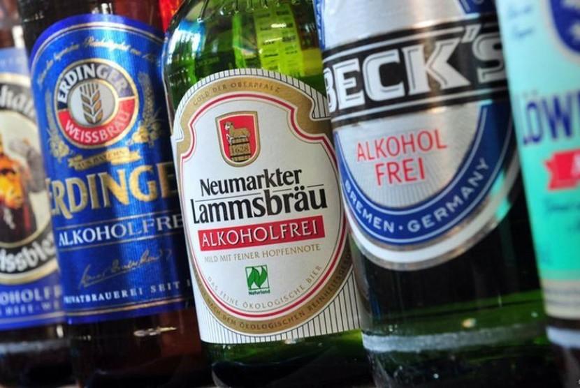 Dikenal Sebagai Bangsa Peminum Bir, Makin Banyak Orang Jerman Minum Bir non Alkohol