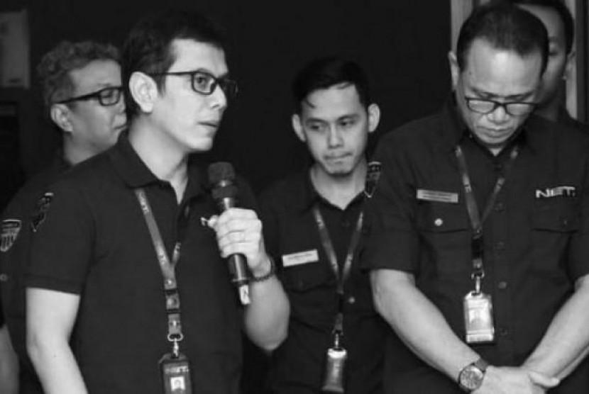Wishnutama Angkat Kaki, Ini Sosok CEO Baru NET TV. (FOTO: Instagram/wishnutama)