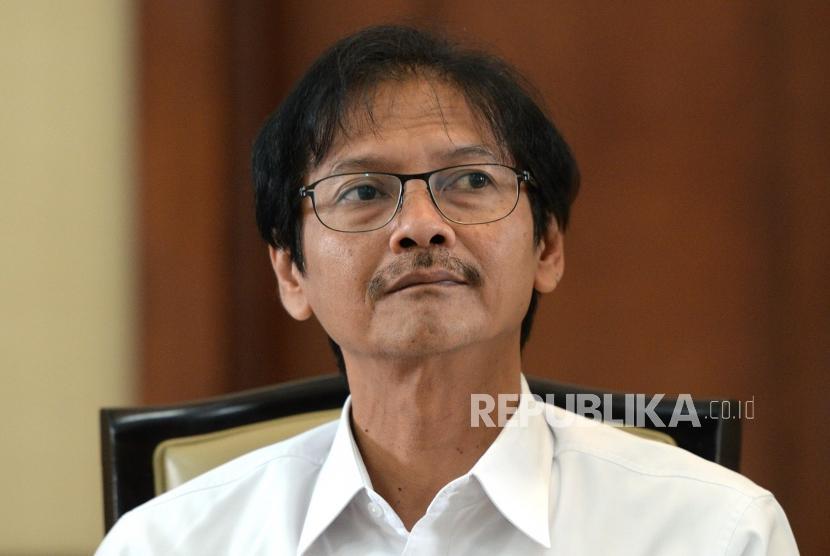 Rida Mulyana - Direktur Jenderal Energi Baru Terbarukan dan Konservasi Energi (EBTKE) Kementerian Energi dan Sumber Daya Mineral ESDM