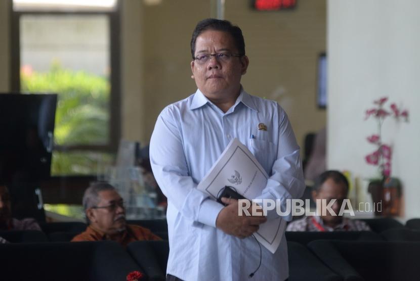Anggota Ombudsman RI Adrianus Meliala