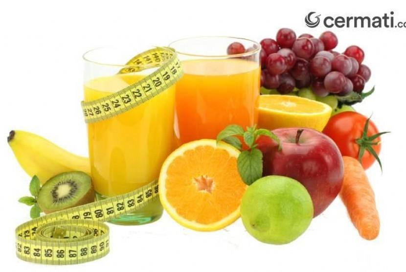 Selain Turunkan Berat Badan, Diet Buah Juga Berikan Manfaat Lain untuk Kesehatan