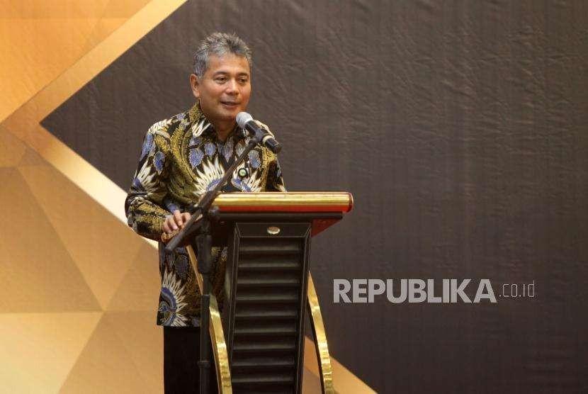 Direktur Utama PT Pegadaian (Persero) Sunarso.