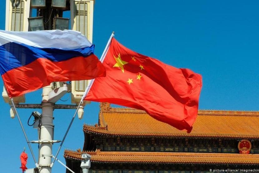 Presiden Cina Xi Jinping Berkunjung ke Rusia Merintis