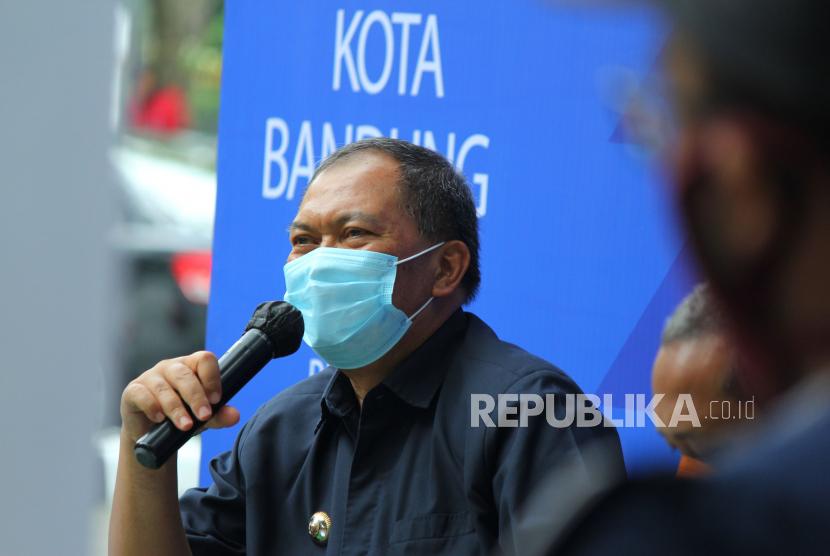 ASN Kota Bandung Salurkan Donasi Rp 416 Juta untuk Palestina. Wali Kota Bandung Oded M Danial.