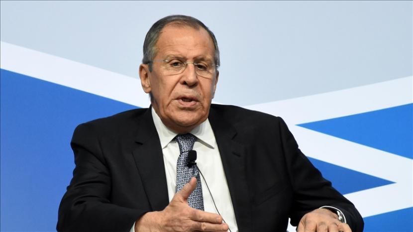 Menlu Rusia menyerukan diakhirinya konflik dan mengutuk serangan Israel dan kegiatan perluasan permukiman Yahudi di tanah Palestina - Anadolu Agency