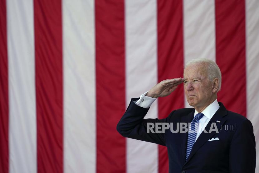 Presiden Joe Biden.