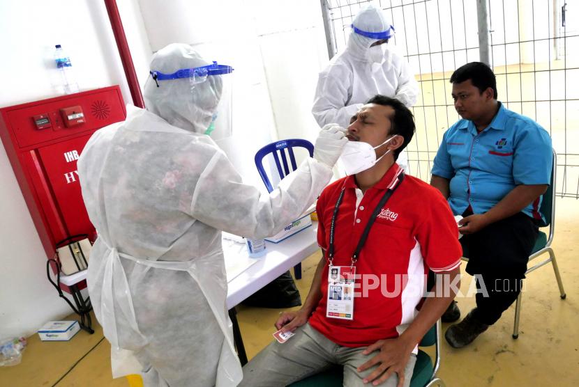 PMI Banjarnegara Gelar Tes Antigen untuk 350 Guru (ilustrasi).
