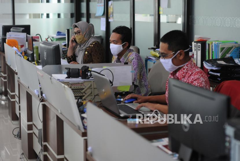 Pemkab Lumajang Keluarkan SE Larangan ASN Mudik (ilustrasi).
