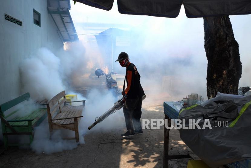 Dinkes Purbalingga: Intensifkan Pemberantasan Sarang Nyamuk (ilustrasi).