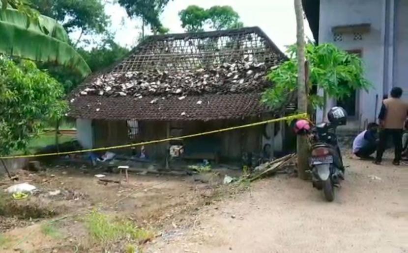 Petasan Meledak di Tulungagung, Dua Orang Meninggal