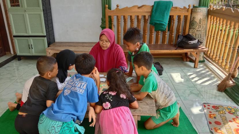 Minat Belajar: Meningkatkan Minat Belajar Siswa SD di Tengah Masa Pandemi