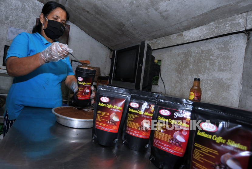 Jatim Dorong Produksi Kopi Olahan di Tengah Pandemi (ilustrasi).