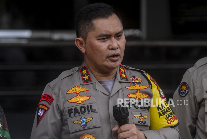 Kapolda Metro Jaya Irjen Fadil Imran