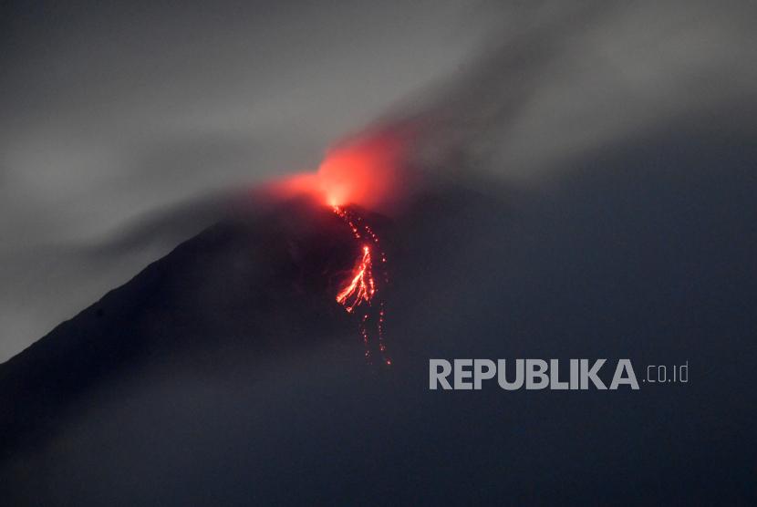 Pvmbg Gempa Letusan Masih Terjadi Di Semeru Republika Online