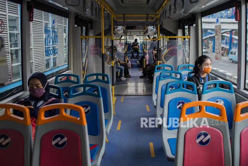 A Z Aturan Psbb Jakarta Republika Online
