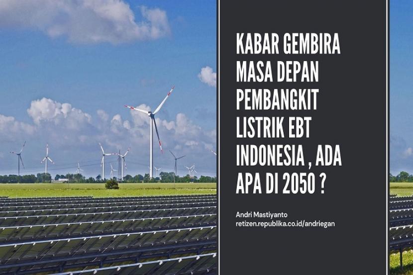 Energi Baru Terbarukan (EBT)