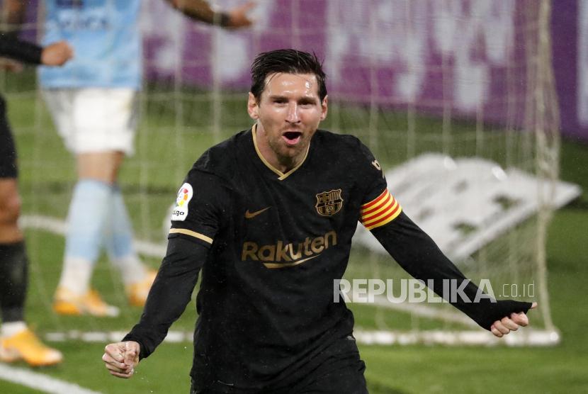 Koeman akan Mainkan Messi Lawan Getafe