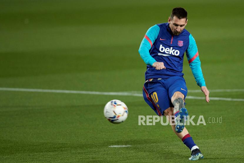 Soal Kontrak, Messi Tunggu Hasil Pemilihan Presiden Barca