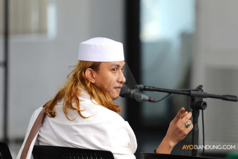 Emosi saat Sidang, Habib Bahar Bin Smith: Bohong Kamu Saksi