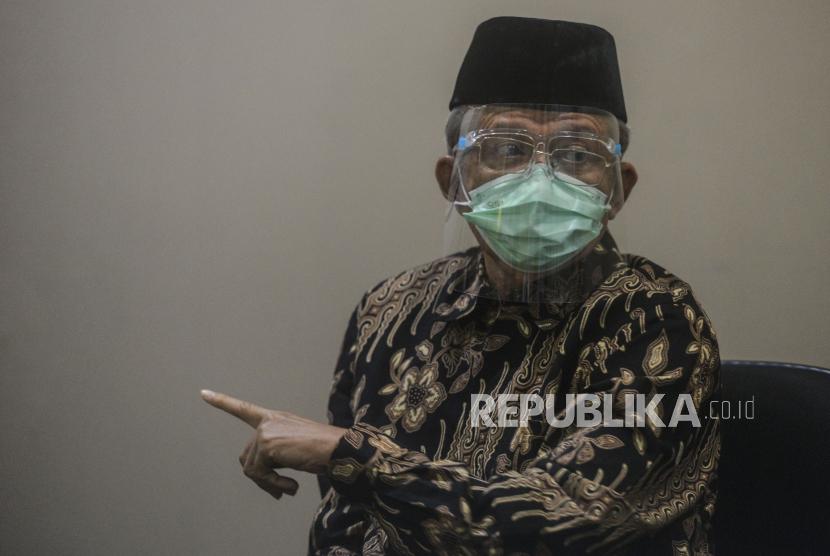 Wakil Ketua Umum MUI Anwar Abbas.