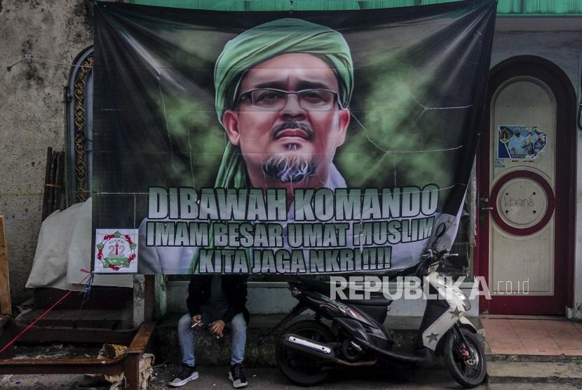 Putusan Praperadilan HRS Besok, 900 Aparat Diterjunkan