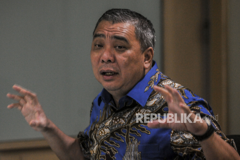 Wakil Ketua Umum Partai Nasdem - Ahmad M. Ali