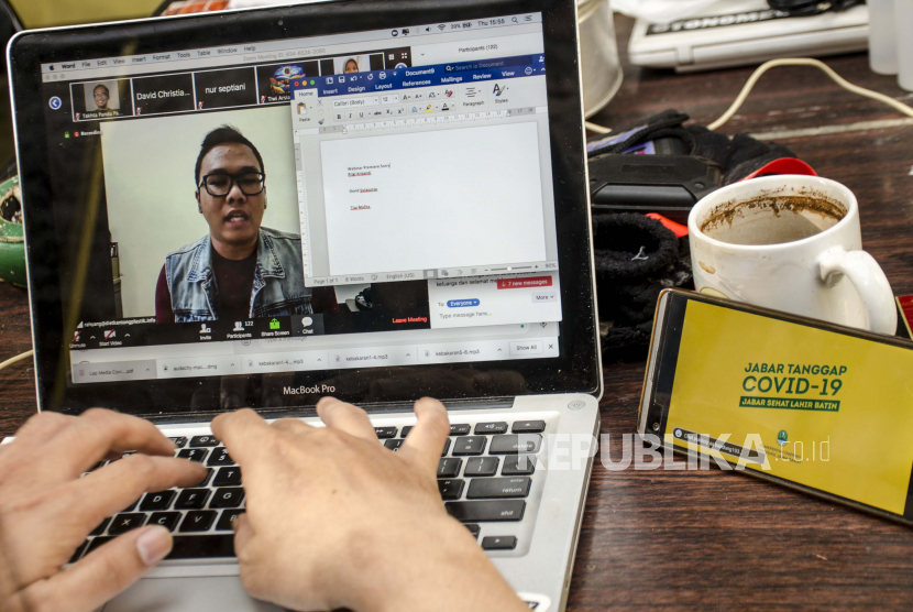 Penyedia Internet Ini Dukung Era New Normal Covid 19 Republika