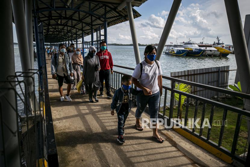 Penumpang Kapal Menuju Sabang Wajib Punya Surat Kesehatan Republika Online