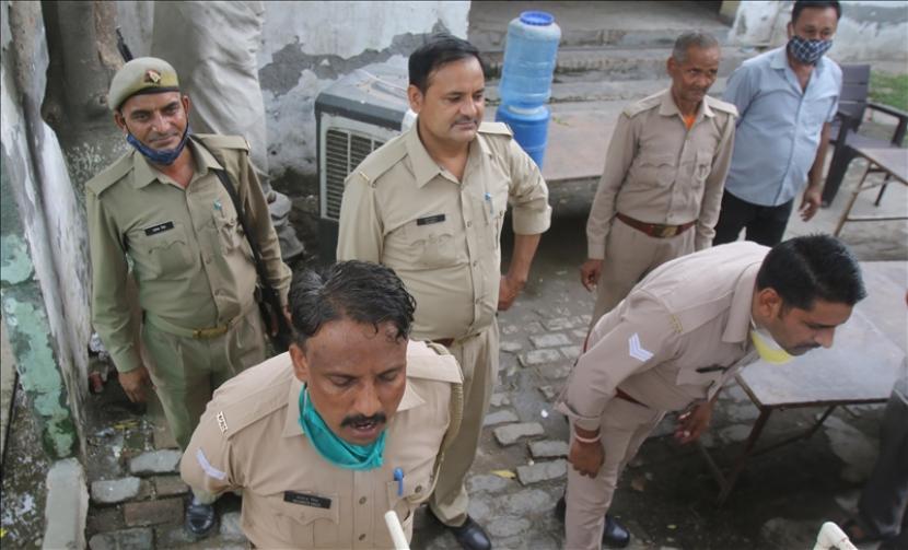 India pada Senin (14/6) mencatat 70.421 kasus baru Covid-19, terendah dalam 74 hari.