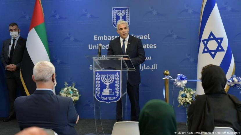 Normalisasi Hubungan Arab dengan Israel