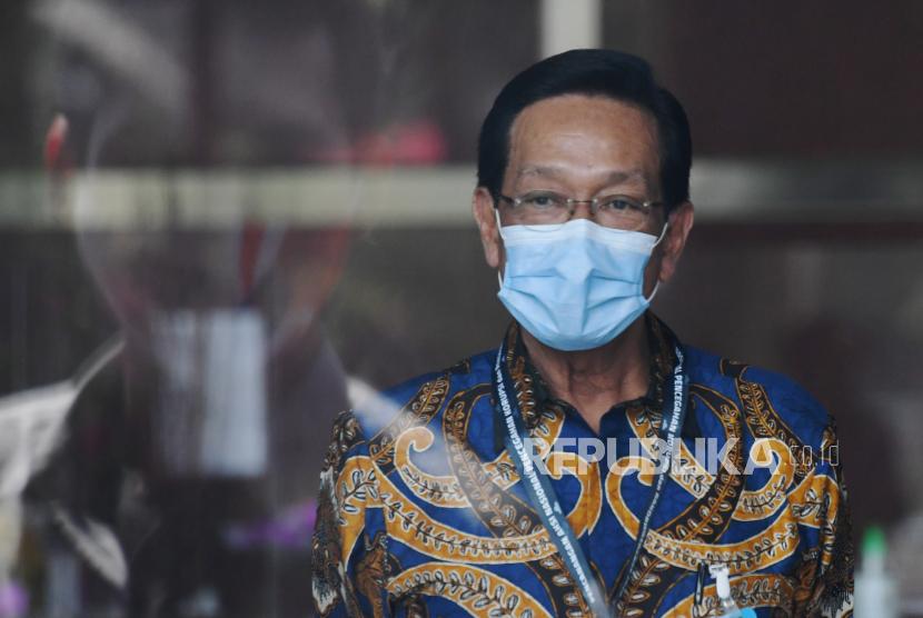 Gubernur Daerah Istimewa Yogyakarta Sri Sultan Hamengku Buwono X.