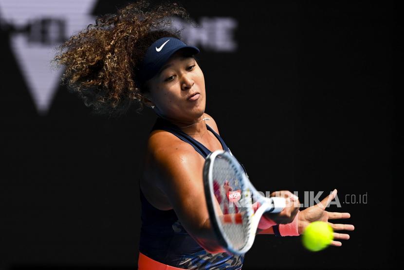 Petenis peringkat dua dunia Naomi Osaka mendapatkan tempat untuk Olimpiade mewakili Jepang.