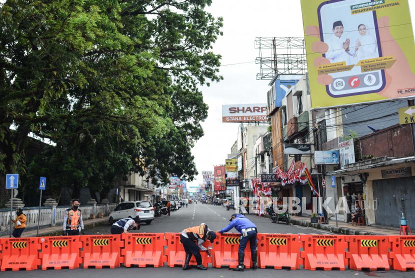 Kuningan Berlakukan Penyekatan Ruas Jalan (ilustrasi)