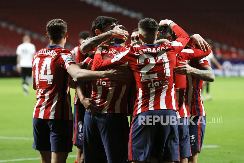 Trivia Angka Jelang Atletico Madrid vs Celta Vigo