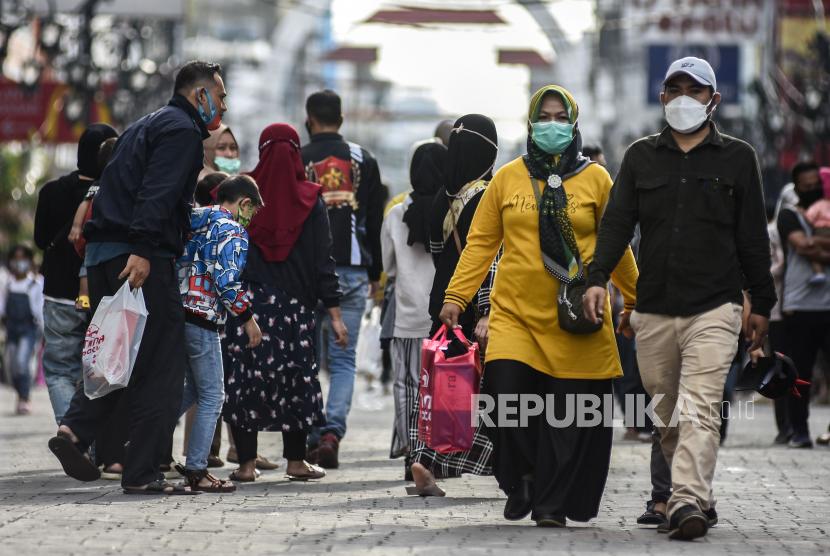 Warga Bandung Raya Bisa Beraktivitas Saat Larangan Mudik (ilustrasi).
