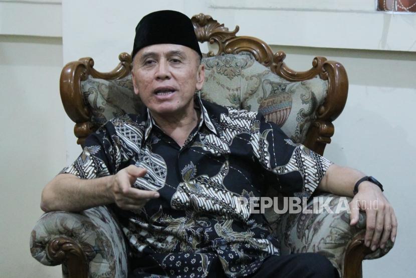 Pj Gubernur Jawa Barat Komjen Pol M Iriawan