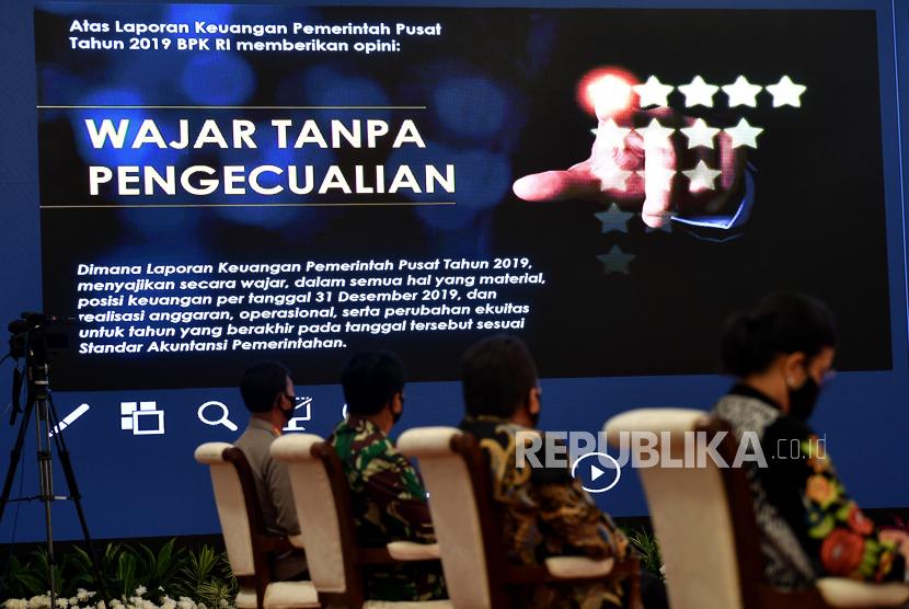 Lima Kali Berturut-turut Pemkab Purbalingga Raih Opini WTP (ilustrasi).
