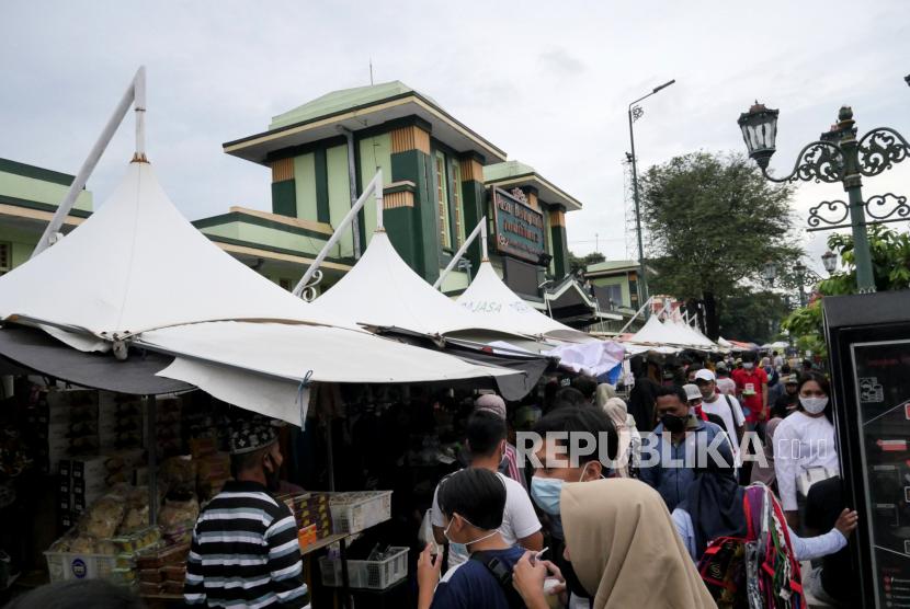 [Ilustrasi Pasar Beringharjo, Yogyakarta] Dinas Perdagangan Kota Yogyakarta, DIY, kembali memberlakukan kebijakan relaksasi pembayaran retribusi yang berlaku bagi semua pedagang di seluruh pasar tradisional kota tersebut.