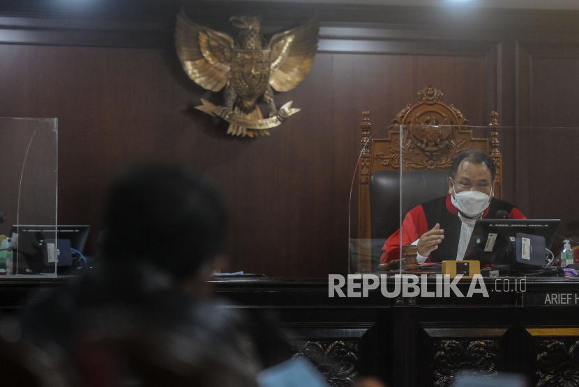 Hakim Mahkamah Konstitusi Arief Hidayat
