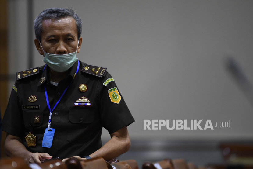 Tawa JAM Pidsus Terkait Nama Burhanuddin di Dakwaa