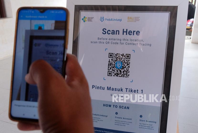 Wisata Yogyakarta Diminta Ajukan QR Code Peduli Lindungi (ilustrasi).
