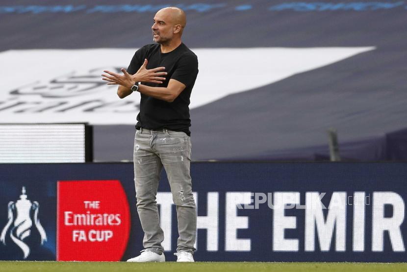 Guardiola: Real Madrid Jadikan Saya Pelatih yang Lebih Baik