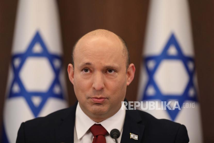 Perdana Menteri Israel Naftali Bennett