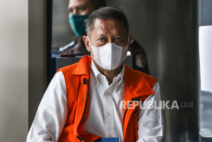 Mantan Direktur Utama PT Pelindo II (Persero) Richard Joost Lino