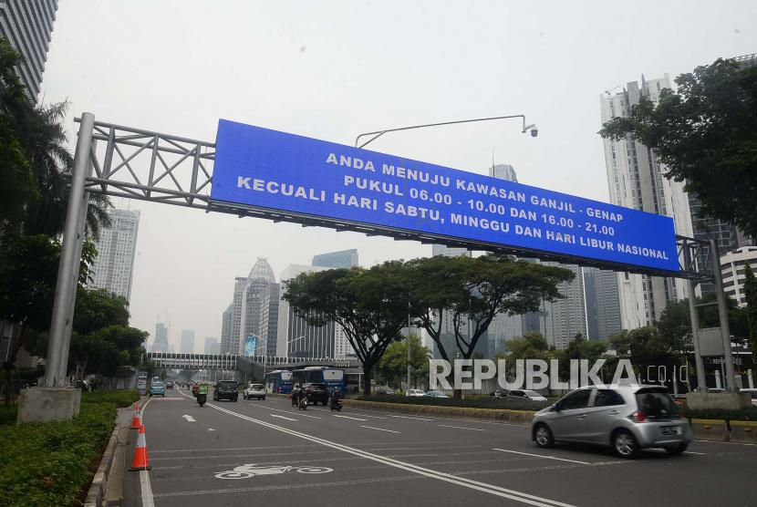 Ganjil Genap DKI Jakarta akan Kembali Diberlakukan ...