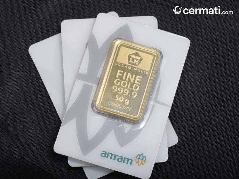 5 Cara Investasi Emas Batangan Antam Untuk Pemula Republika Online