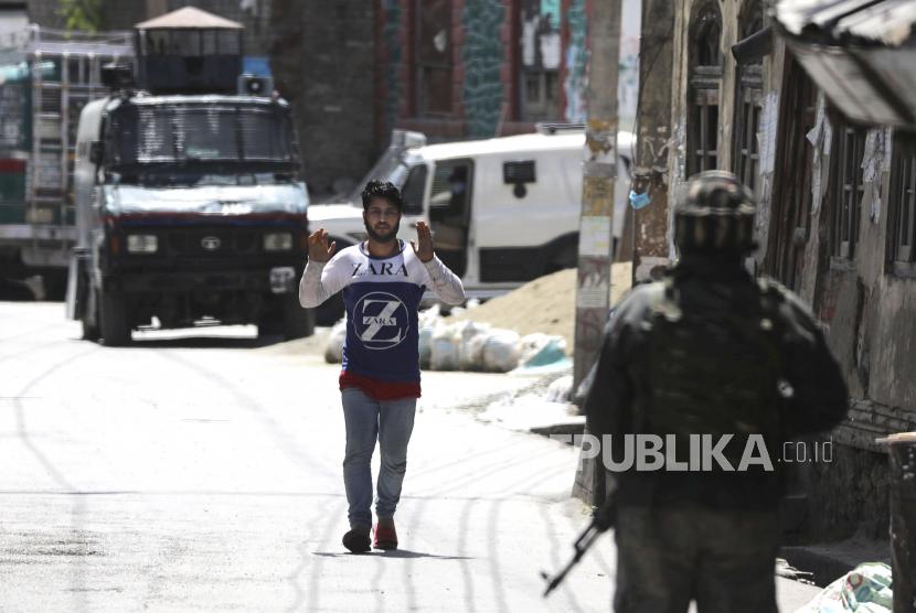 India Didesak Perbaiki Situasi HAM di Kashmir