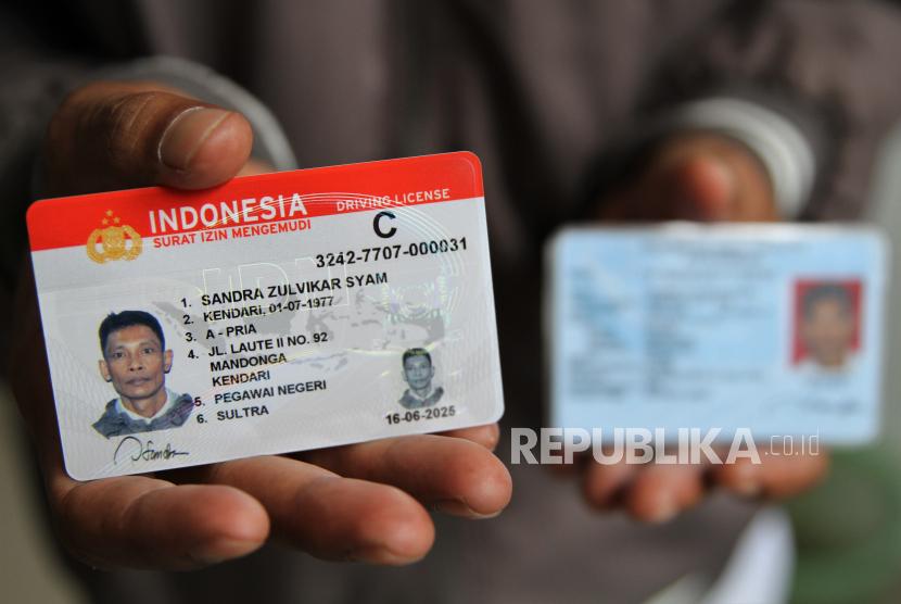 Mau Buat SIM Gratis, Ini Syaratnya | Republika Online