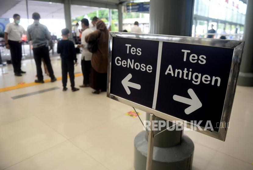 Tarif Test Antigen di Stasiun Cirebon Turun Jadi Rp 85 Ribu (ilustrasi).
