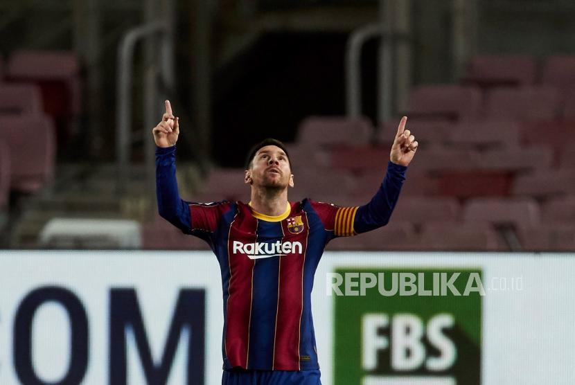 Banyak Drama di Luar Lapangan, Kualitas Messi tak Berubah